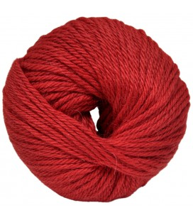 Red - 100% Baby Alpaca - Medium - 50 gr./ 109 yd.