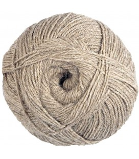Soft mottled brown - 100% Alpaca - Fine - 100 gr./ 400 yd.