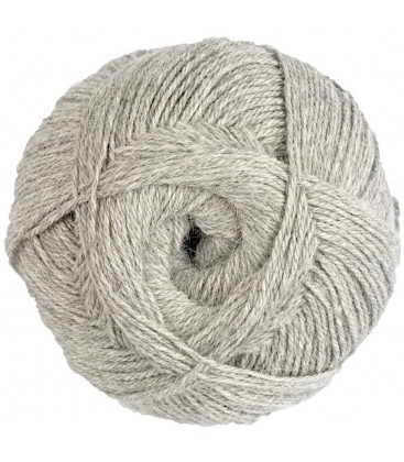 Light Grey - 100% Alpaca - Fine - 100 gr./ 372 yd.