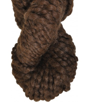 Chocolate  Brown - 100% Alpaca - Super bulky - 100 gr./ 47 yd.