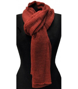 Light Scarf - Pure Alpaca Wool