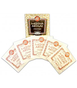 Charango strings (microwound) set - Medina Artigas