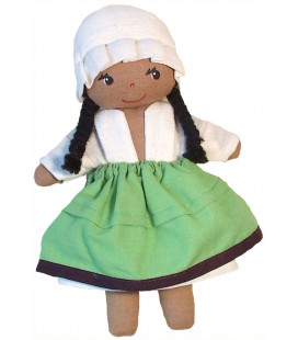 Small Pilincha Doll