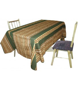 Tablecloth in aguayo natural colors