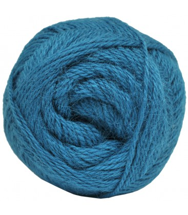 Pure Alpaca Wool - Light Petrol Blue - 100 gr.