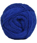 Alpaca Wool - Electric Blue - 100 gr.