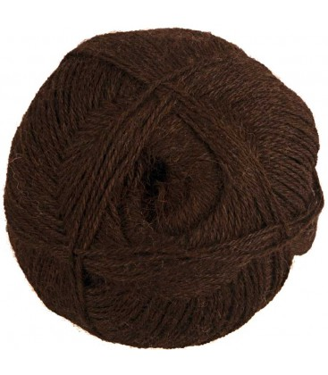 Dark Chocolate - 100% Alpaca - Fine - 100 gr./ 372 yd.