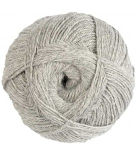 Light Grey - 100% Alpaca - Fine - 100 gr./ 400 yd.