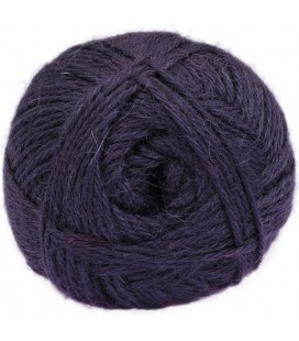 Purple - 100% baby llama - Medium- 100 gr./ 218 yd.