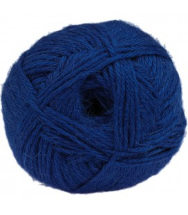 Electric blue - 100% baby llama - Medium - 100 gr./ 218 yd.
