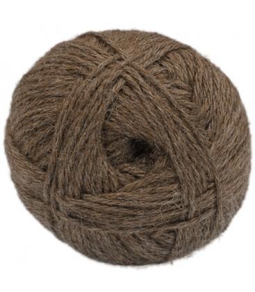 Chestnut brown - 100% baby lama - Medium - 100 gr./ 218 yd.