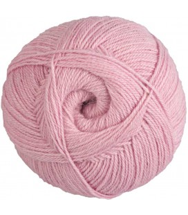Pure Alpaca Wool - Light Rose - 100 gr.
