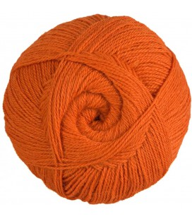 Orange - 100% Alpaca - Fine - 100 gr./ 372 yd.