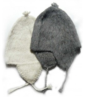 Hand made Andean Hat - Alpaca Wool